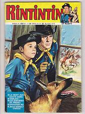 Rintintin Et Rusty N° 54 La Mort Aux Gants Noirs 1974