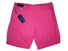 Polo Ralph Lauren Tropical Pink Flat Front Chino Shorts 34
