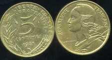 5 centimes 1981   MARIANNE   ( bis )