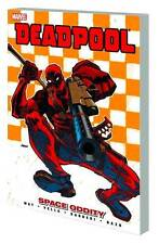 Deadpool Vol #7 Tpb Space Oddity Marvel Comics Collects #32-35 Daniel Way Tp