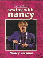 The Best of Sewing With Nancy  by Nancy Zieman - HB