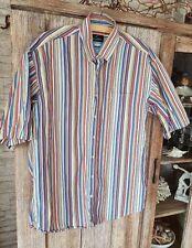 Schönes Hemd für Herren von Daniel Hechter, Gr. M, Herrenhemd, Kurzarm, Herren