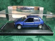 VITESSE 027 PEUGEOT 106 XSi 1992 Blue La Collection Car  BRAND NEW IN BOX