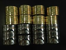 Silver & Gold Napkin Rings