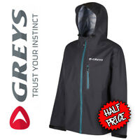 Greys Warm Weather Wading Jacket Carbon Lightweight Fishing Coat HALF PRICE