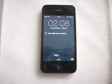 "2) APPLE iPHONE 4 ( A1332 ) Smartphone * Schwarz * 8Gb * 3,5"" Display"