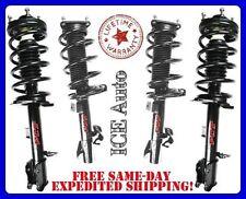 4 PACK FCS Complete Loaded REAR Struts & Springs for 90-94 LEXUS LS400 4.0 V8