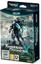 Nintendo WiiU Wii U - Xenoblade Chronicles X 10 #g43 Boxed Limited Edition