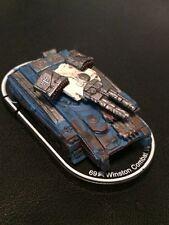Mechwarrior Age of Destruction #064 Winston Combat Vehicle - Elit Free Shipping