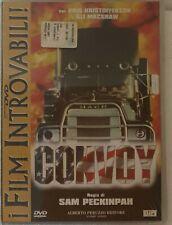 CONVOY DVD I DILM INTROVABILI BY SAM PECKINPAN NUOVO SIGILLATO