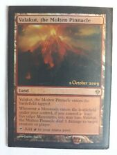 Mtg valakut, the molten pinnacle foil x 1 great condition