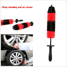 1x New 430mm Auto Car Grille Wheel Engine Brush Wash Valet Shampoo Cleaning Tool