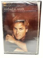 Michael W. Smith - Live in Concert: A 20 Year Celebration DVD - Factory Sealed