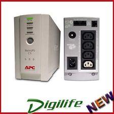 APC Back-UPS BK500EI CS 500VA 300 Watts,USB, hot swap battery