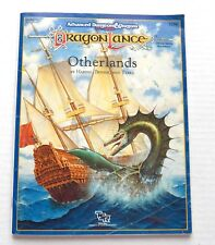 AD&D  DragonLance Otherlands Official Game Access. 2nd Ed. 1990