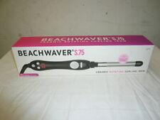 "Beachwaver S.75 Ceramic Rotating Curling Iron .75"" Smaller Barrel"