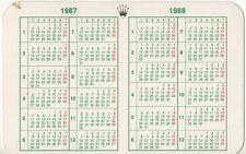 1987 1988 VINTAGE ROLEX calendario 6265 5513 1655 1803 / Profughi 260 1675 1680 1016 6263