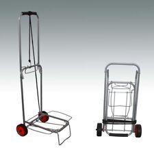 Einkaufstrolley Sackkarre Transportwagen Transportkarre mit Spanngurt Klappbar