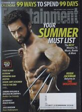 HUGH JACKMAN - WOLVERINE 2013 ENTERTAINMENT WEEKLY Magazine