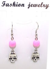 Pewter Ethnic & Tribal Earrings