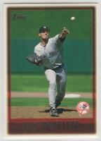 1997 Topps Baseball New York Yankees Team Set