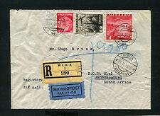 Österreich - Luftpost 1938 Mischfrankatur    (#630)