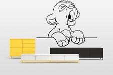 Vinyl Wall Decal Sticker Decor Nursery Lion King Simba DIsney Cartoon O203