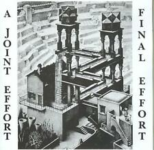 A JOINT EFFORT - FINAL EFFORT NEW CD