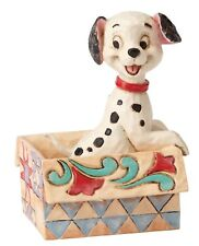 Disney Traditions 101 Dalmations Lucky Mini Dog Figurine Ornament 7cm 4054287