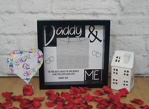 Personalised Fathers Day Frame fathers Day Dad Father