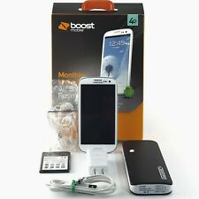 Samsung Galaxy S III SPH-L710 - 16GB - Marble White (Boost Mobile) Smartphone