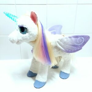 FurReal Friends StarLily My Magical Unicorn Electronic Pet Toy B0450 Hasbro 2014