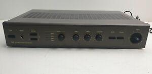 DUAL CV 1160 hifi stereo Amplifier Verstärker Vintage Hifi AMP