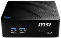 MSI CUBI N 8GL-002BEU - Ordenador de sobremesa barebone (Intel Celeron N5000)