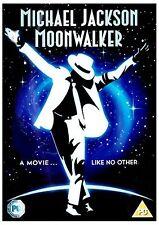 Michael Jackson's Moonwalker  Sean Lennon, Joe Pesci, Brandon BRAND NEW UK DVD