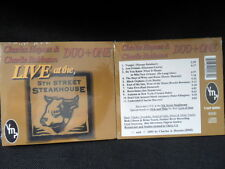 Duo + One/Live at the 5th Street Steakhouse Charles Haynes, Charlie Robinson/CD