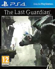 The Last Guardian PS4 Playstation 4 IT IMPORT SONY COMPUTER ENTERTAINMENT