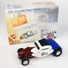 NOS In BOX GMP 1/18 1934 Ford Pierson Bros. Coupe 2D Die Cast Hot Rod Race Car L