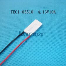 15x30mm 4.13V Heatsink Thermoelectric Cooler Refrigeration Peltier Cooling Plate