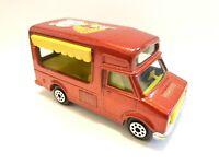 Majorette No.224-259 Fourgon Ice Cream Van. Original Vintage Diecast 1:67 (701)
