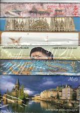 FRANCE 2011-12 - Blocs souvenirs - Neuf ** sous blister