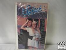 Splash VHS Tom Hanks, Daryl Hannah, John Candy