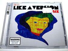 compilation, Triple J Like A Version Six, CD/DVD