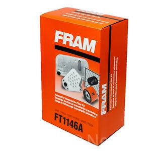 Genuine FRAM FT1146A Internal Automatic Transmisson Cartridge Filter Kit, NEW