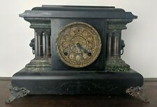 Ornate Sessions Mantle Clock