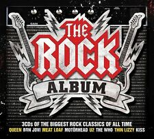 THE ROCK ALBUM  3 CD SET PRESALE 17 Nov. 17
