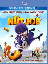The Nut Job (Blu-ray + DVD + DIGITAL HD Blu-ray