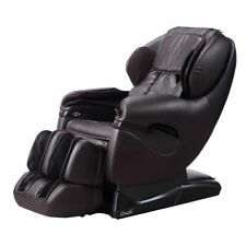 OSAKI Titan TP-Pro 8500 L-Track Massage Chair Zero Gravity Recliner Heat Brown