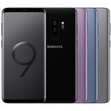 Samsung Galaxy S9/S9+ Plus-Desbloqueado en Fábrica-Teléfono inteligente Android