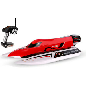 Wltoys RC Boat F1 WL915 2.4GHz Remote Control Brushless Boat High Speed 45KM/H